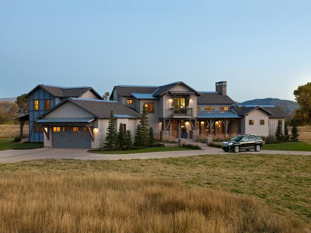 The 2012 HGTV Dreamhouse has been revealed! It's in Park City, Utah